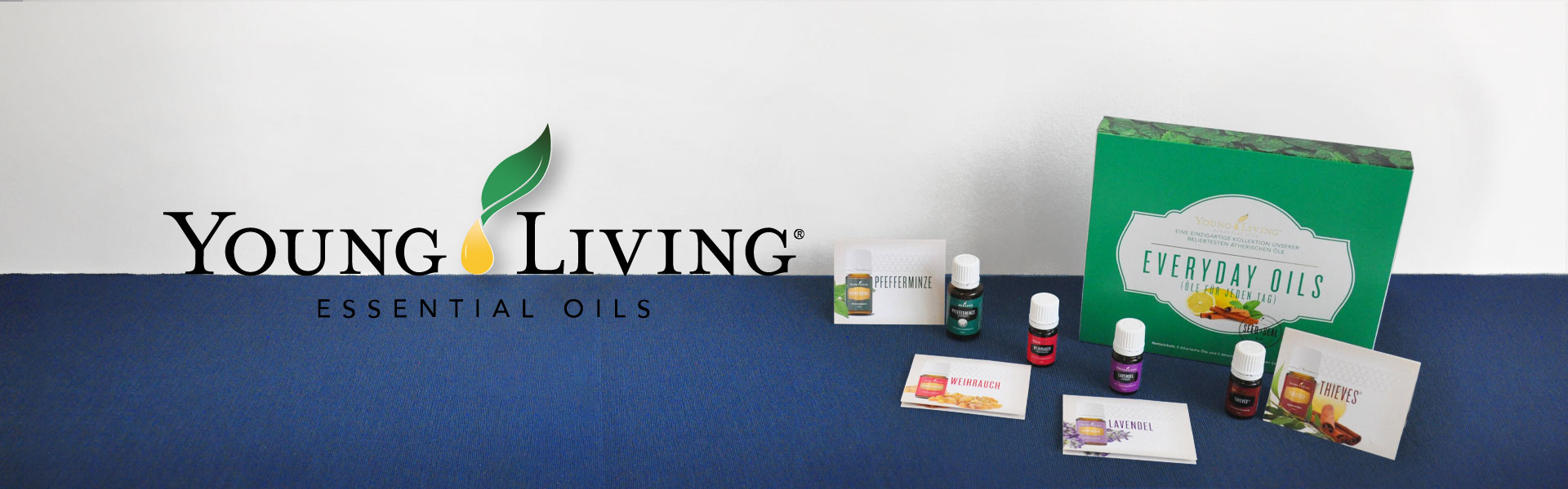 Young Living header